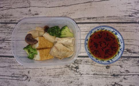 蒸し料理のダイエット飯