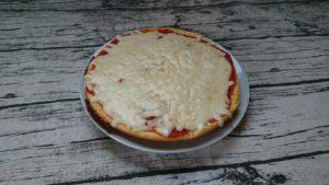 糖質制限ピザ
