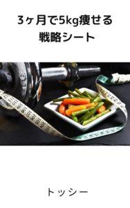 ダイエット戦略シート