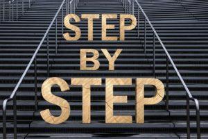 ダイエットの成功に欠かせない3ステップ