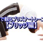 プリズナートレーニング【ブリッジ編】