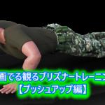 動画でる観るプリズナートレーニング【プッシュアップ編】